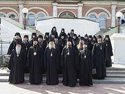 В Донском монастыре состоялось заседание Коллегии Синодального отдела по монастырям и монашеству