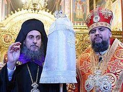 Greek archimandrite consecrated as bishop for Ukrainian schismatics