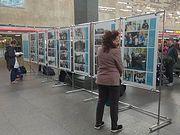 Санкт-Петербургский Детский хоспис открыл фотовыставку в поддержку акции «Белый цветок»