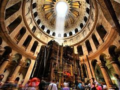 Jerusalem churches agree on multi-million dollar renovation of Holy Sepulchre