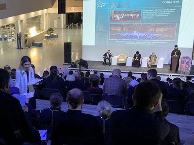 Состоялась II Всероссийская конференция <br>«Епархиальные древлехранители. Церковь и музеи»