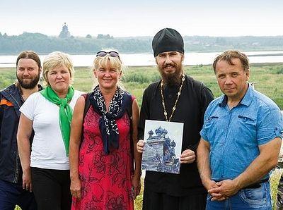 «Родная земля»: миссия на Север и впервые на Псков