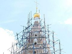 14th-century monastery being restored in Moscow region