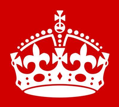 Использование короны с христианским Крестом как торгового знака