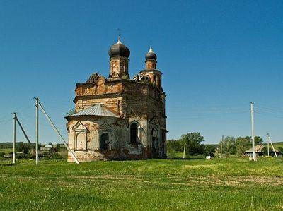 Четыре тысячи храмов в России находятся в аварийном или разрушенном состоянии