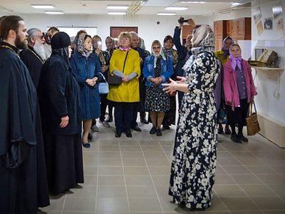 В Елабужском Казанско-Богородицком монастыре открылся музей истории