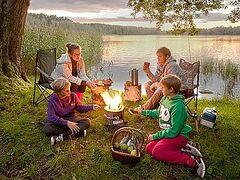 Как вы проводите свой летний отдых?
