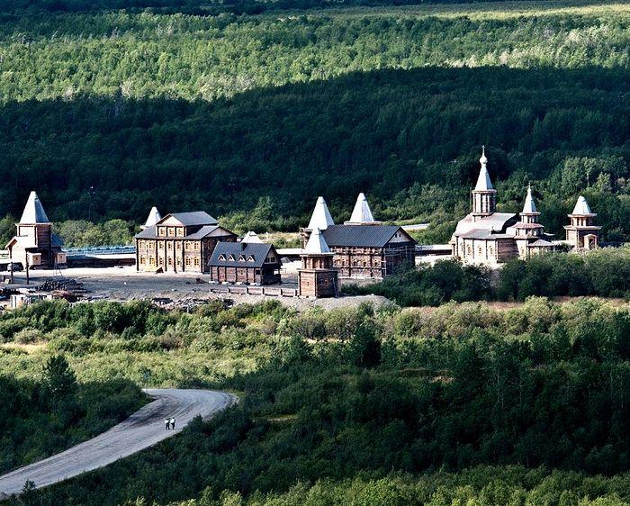 Трифонов Печенгский монастырь