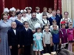Russian Diocese sends 22 tons of humanitarian aid to Donbass children
