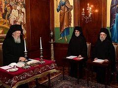 "Constantinople hierarchs are ""politicians in riassas""—UOC speaker"