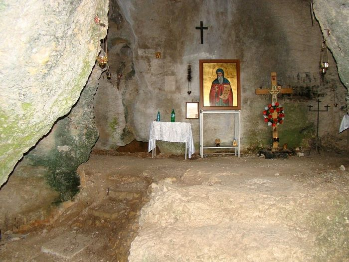 St. John Cassian's Cave