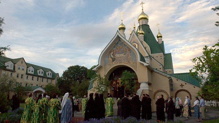 Свято-Троицкий монастырь. Джорданвилль. Фото: www.globallookpress.com