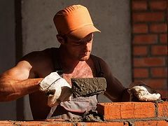 Про каменщика Володю и беса