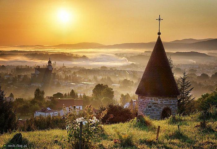 Gorlice region of Poland, home of Saint Maxim Sandovich