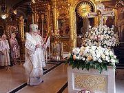 В 29-ю годовщину интронизации Святейшего Патриарха Алексия II состоялась панихида в Богоявленском кафедральном соборе