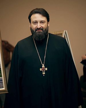 Протоиерей Даниил Азизов