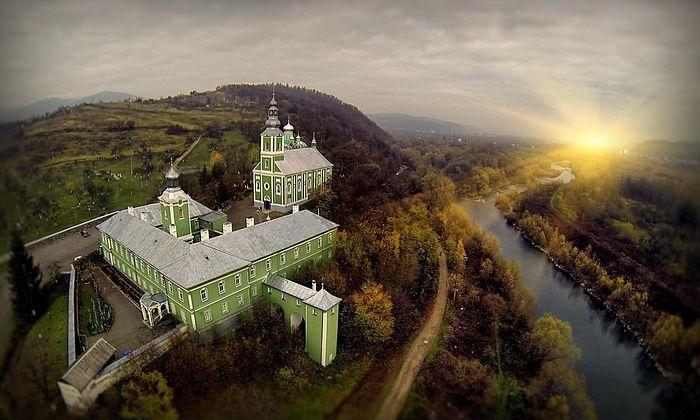 Saint Nicholas Monastary, Mukachevo