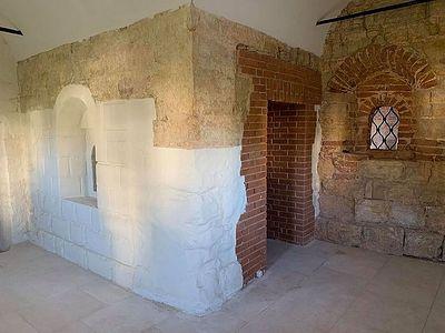 Мемориальная келья святителя Германа открылась сегодня в Свияжском монастыре