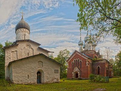 От классики до модерна: Храмы святой Троицы на Псковской земле