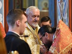 OCU: We shared Communion with Montenegrin schismatic even though we're not in communion with them