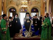 В Иерусалиме отметили главный праздник Русской духовной миссии