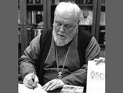 Отошёл ко Господу известный писатель, лауреат Патриаршей премии протоиерей Николай Агафонов
