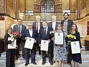 Премии имени И.Е. Забелина вручены в Государственном Историческом музее