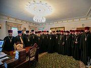 Управляющий делами Украинской Православной Церкви встретился со священниками захваченных в Ровенской области храмов