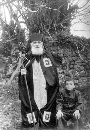 Архимандрит Иоаким (Шенгелая)