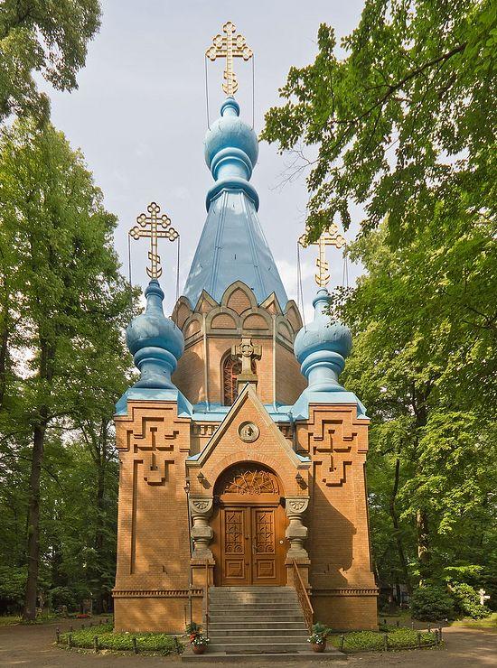 Тегельский храм в честь свв. Константина и Елены