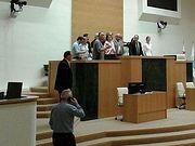 Радикалы в Грузии сорвали заседание Межпарламентской Ассамблеи Православия