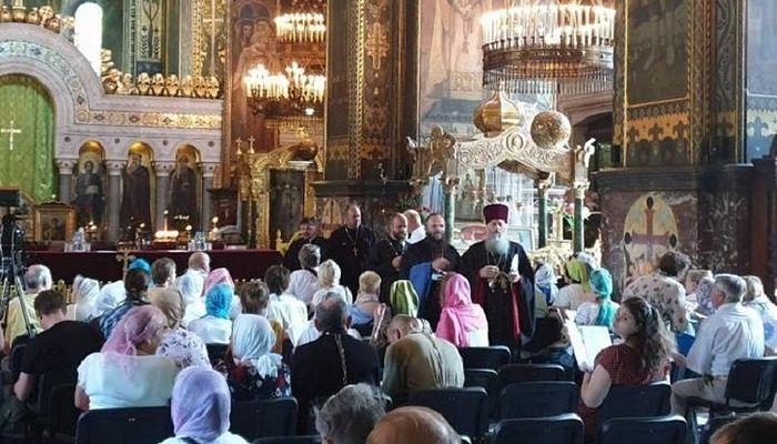 «Поместный Собор» УПЦ КП. Фото: УП