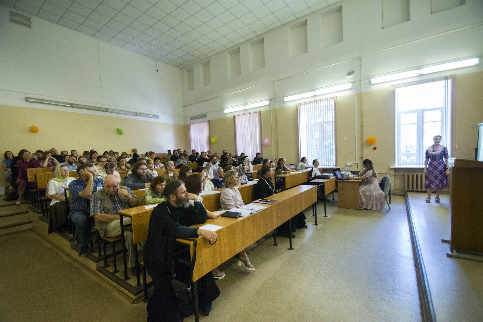 Синодальный отдел по благотворительности провел в Псковской епархии обучающие семинары по социальной работе