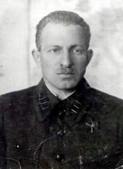 Главный хирург Приморской армии В.С. Кофман