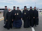 На торжества в честь Предстоятеля Украинской Православной Церкви прибывают представители Поместных Церквей
