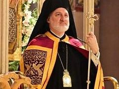 Archbishop Elpidophoros of Greek Archdiocese enthroned in New York