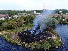 Поджигатель церкви в Карелии направлен на принудительное лечение
