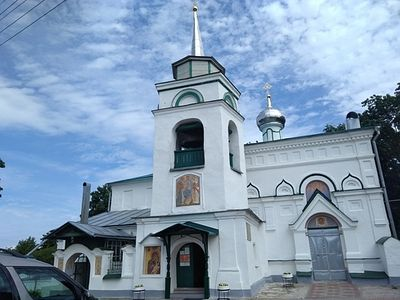 «Умилился душею и прииде в чювство»: Храм Николы Чудотворца в Любятово