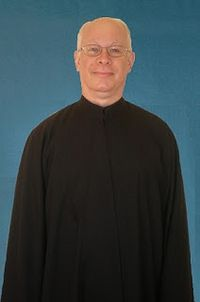 Protodeacon Theodore Feldman. Photo: byztex.blogspot.com