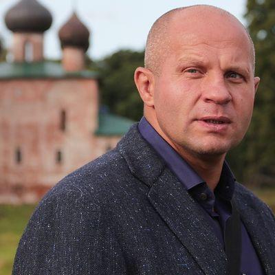 Федор Емельяненко: «Мы должны жить по Евангелию, а не как все» (+ВИДЕО)