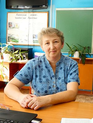 Людмила Сергеевна Транчукова