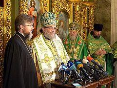 Кипрская Церковь начинает сбор подписей в Европе в защиту прав верующих Украинской Православной Церкви