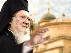 Pat. Bartholomew demands $28 million dollars a month from Ukrainian schismatics — sources allege