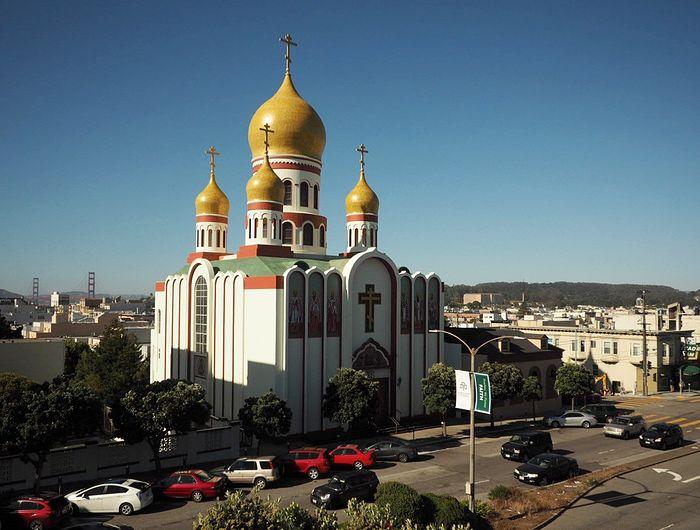 Радосте-Скорбященский собор в Сан-Франциско
