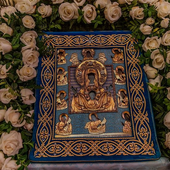 Курская Коренная икона Богородицы