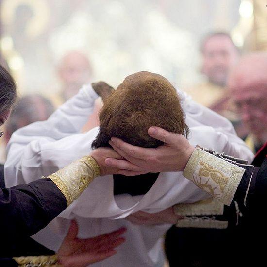 Мощи св. Иоанна. Фото прот. Петра Перекрестова