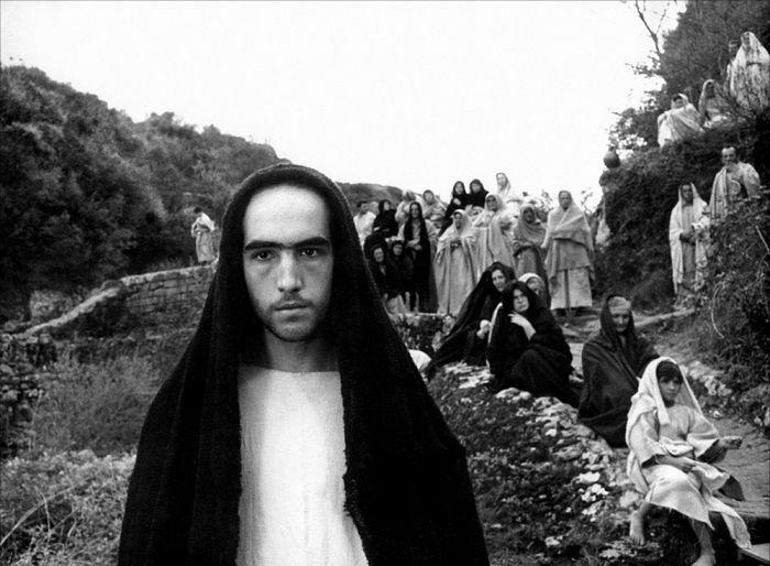 Кадр из фильма «Евангелие от Матфея»