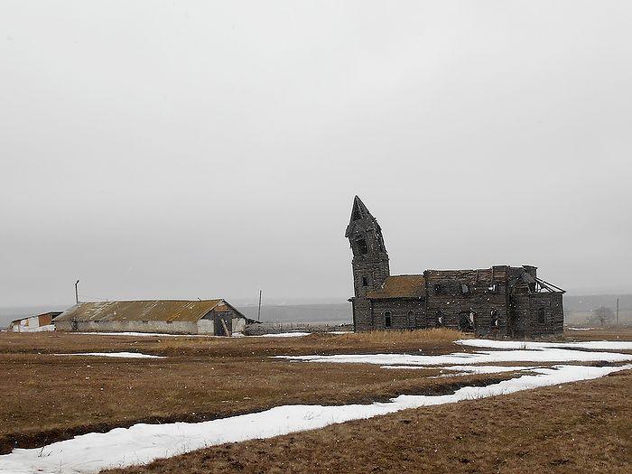 Церковь Михаила Архангела в Новой Осиновке