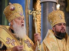 Schismatic civil war continues: two Odessa communities abandon OCU for the Kiev Patriarchate
