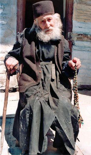 Иеросхимонах Иоанн (Гуцу). Фото: Харитон Лавриот
